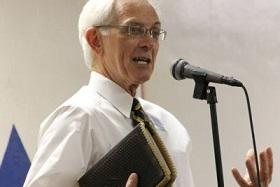Elder Dickie Halbgewachs
