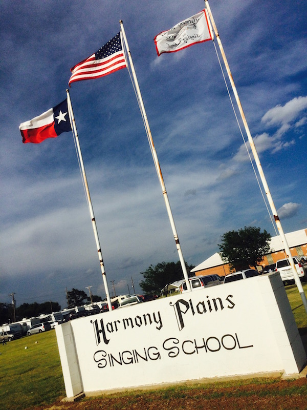 Harmony Plains Singing School